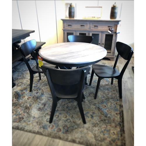 "42"" Round Table Set"