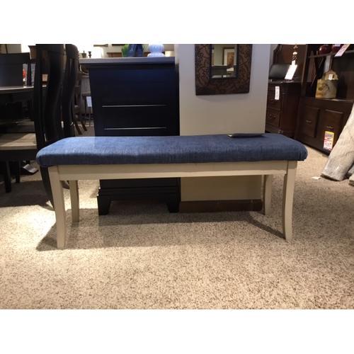 Solid Maple Custom Bench