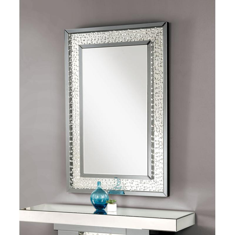 View Product - Nysa Accent Wall Mirror