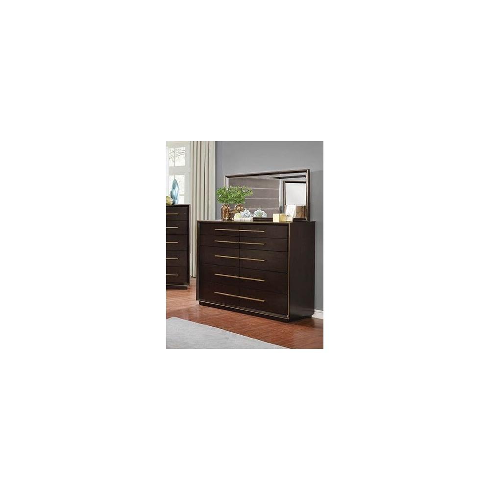 Luddington 4Pc Cal King Bed Set