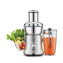 See Details - Breville Juice Fountain Cold XL Juicer, Brushed Stainless Steel