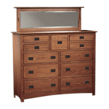 Mule Chest and Mirror