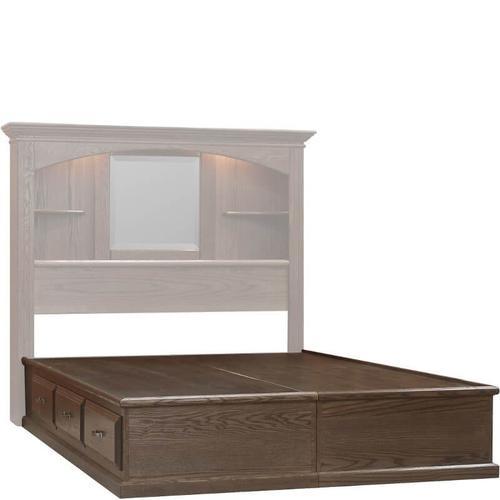 Wolfcraft Furniture - McKinley 6 Drawer Foundation Full