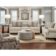 CD2820  Sofa, Loveseat, Chair & Ottoman - Carys Doe