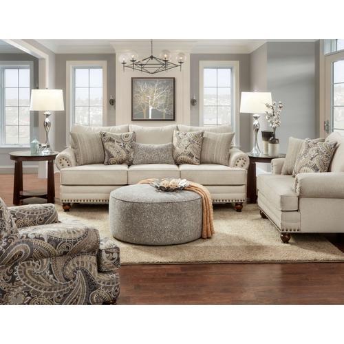 CD2820  Sofa, Loveseat, Chair & Ottoman - Carys Doe