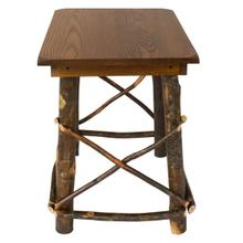 AR465 Red Oak End Table