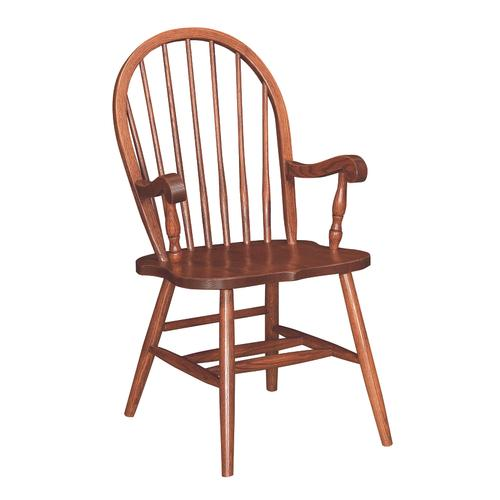 Country Value Woodworks - Bow Back Arm Chair