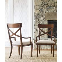 Rachael Ray - Upstate - X-Back Arm Chair