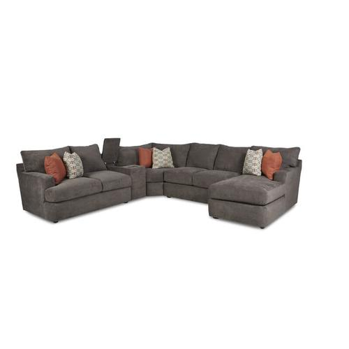 Living Room Oliver Sectional K41400-FAB-SECT