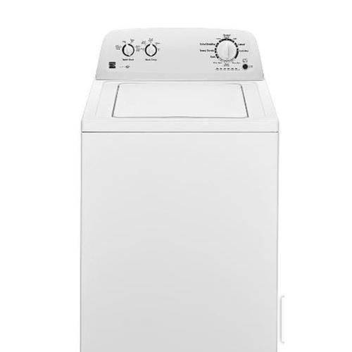 TOP LOAD, 3.5 CU FT, DEEP FILL, WHITE