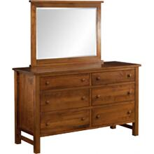 Cabin Creek Collection- Double Dresser