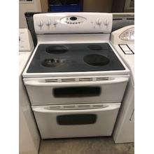 See Details - Maytag Gemini Electric Double Oven Range