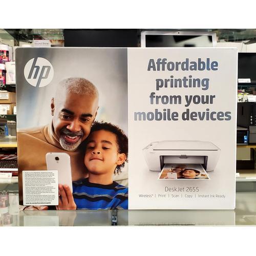 DeskJet All In One Wireless Printer