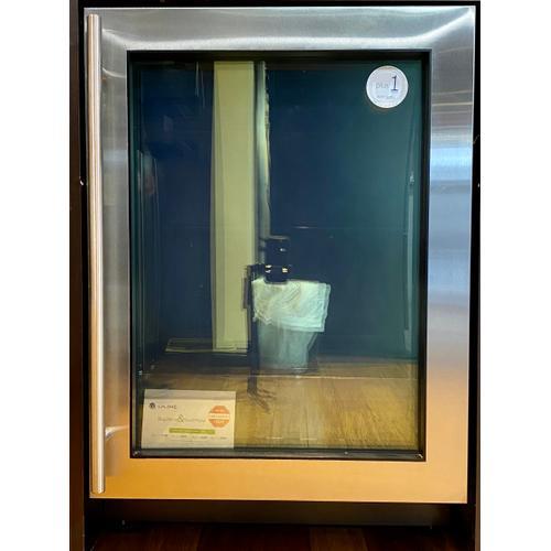 "U-Line U2224RGLS00B   2224rgl 24"" Refrigerator With Stainless Frame Finish (115 V/60 Hz Volts /60 Hz Hz)"