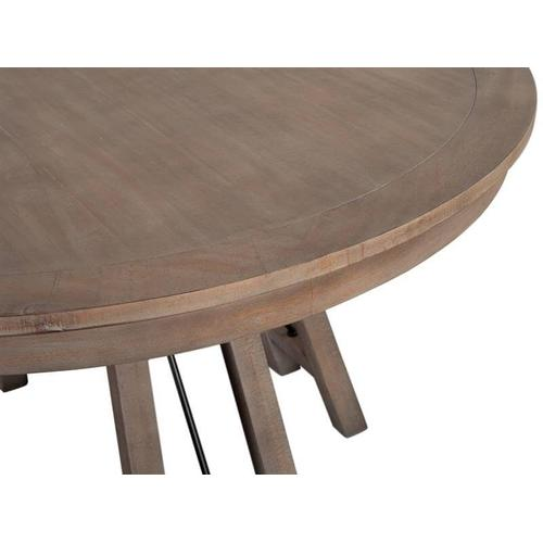 "Paxton Place 52"" Round Dining Table"