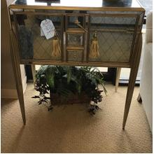 See Details - Mirrored Cabinet