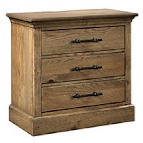 Aspen Furniture - Nightstand - Manchester