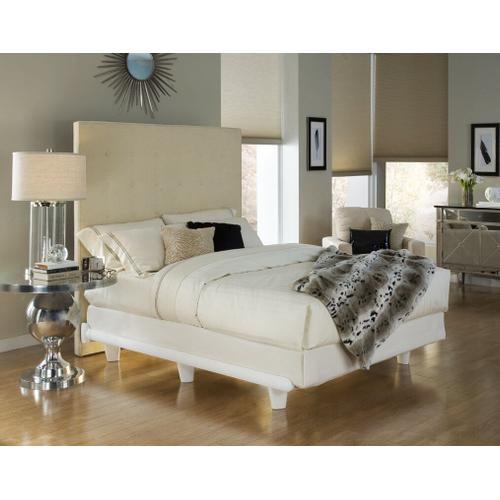 emBrace - Bed Frame - White