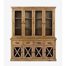 Telluride Sideboard with Hutch
