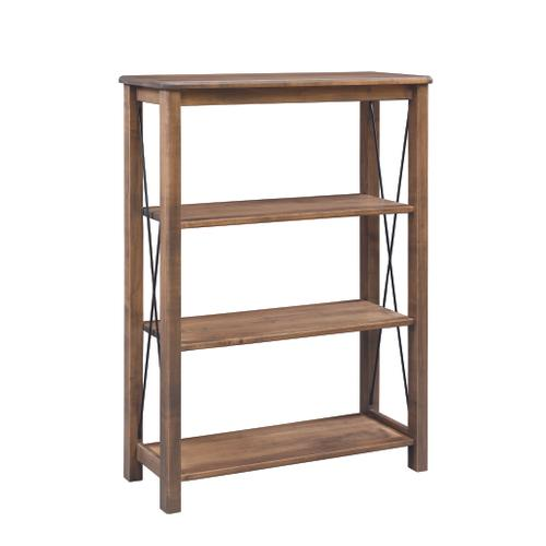 Country Value Woodworks - 3' Crossway Bookcase