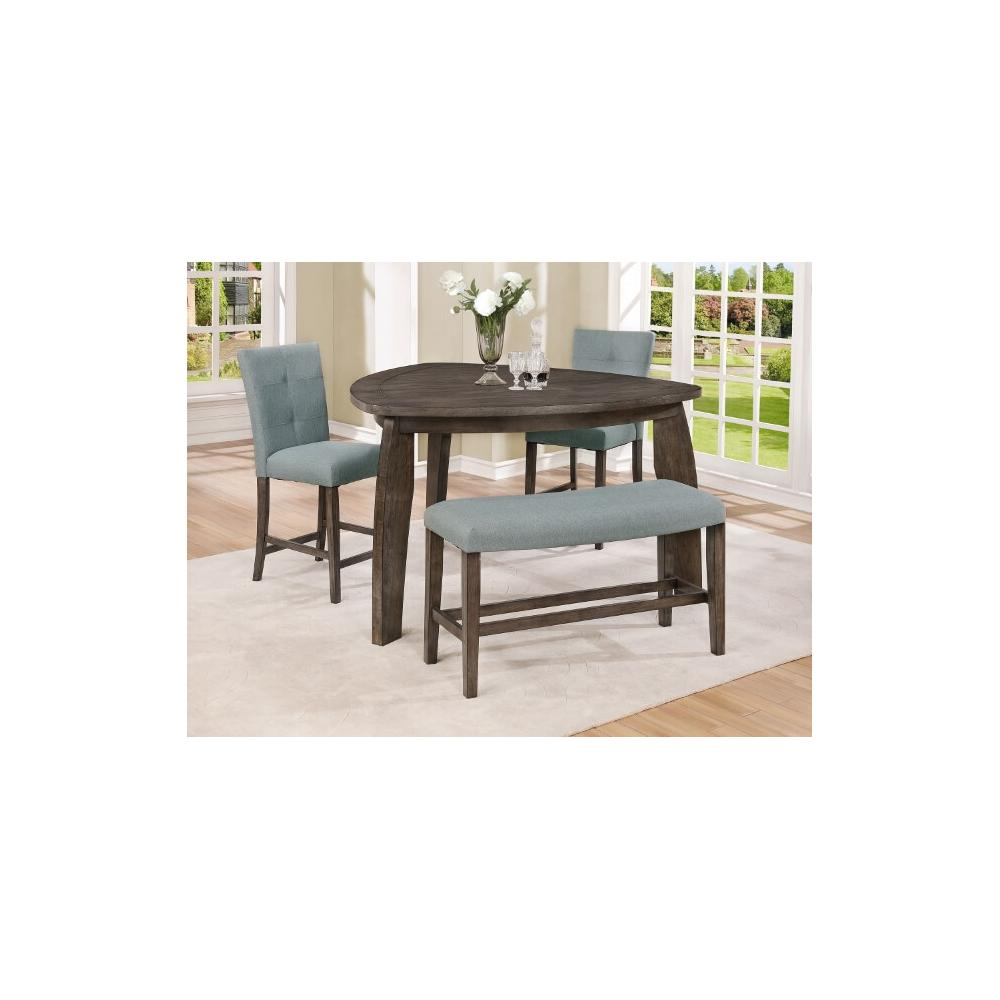 4 Pc Counter Height Dining Set