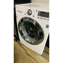 See Details - USED- Rear-Control Front Load Washer - FLWAS27W-U SERIAL #166