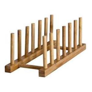 Tarhong - Bamboo 6 Dish Display Stand