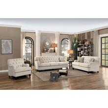 Clemencia Sofa and Love Seat