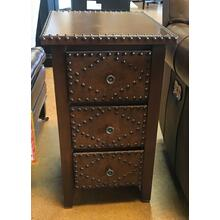 See Details - Chair side Chest