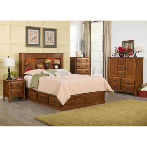 Summit Bedroom Set