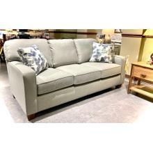 ANNABEL Stationary Sofa in Ash/Indigo       (S82Dw-20653/27252,29030)