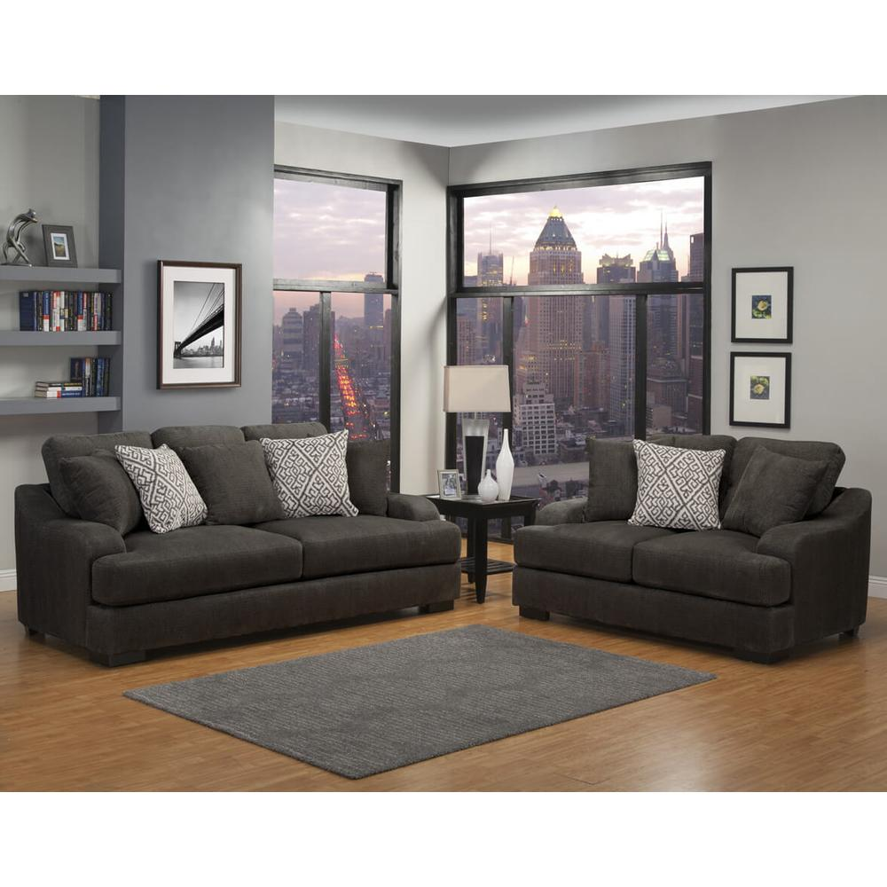 See Details - Rowland Sofa and Love Seat