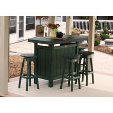 See Details - Bar with Stools