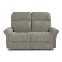 Davis Fabric Reclining Loveseat