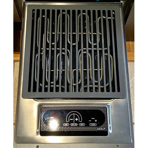 """Wolf IG15S    15"""" Electric Grill"""