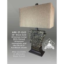 Arkansas Gold Lamp
