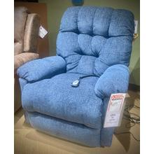 RAIDER POWER ROCKER RECLINER in NAVY          (9MP37-1-18912,40078)