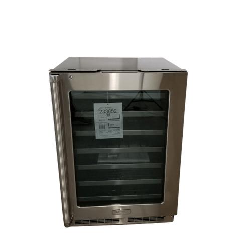 "24"" Professional Single Zone Wine Refrigerator"