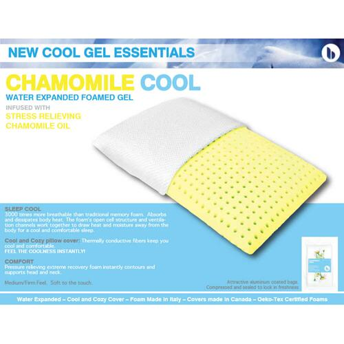 Gallery - New Cool Gel Essentials - Chamomile Cool