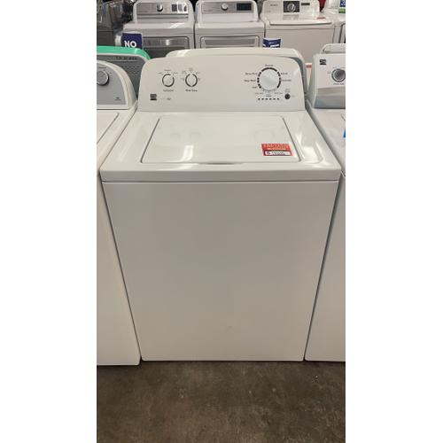 Treviño Appliance - Kenmore Washer