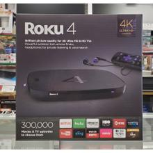 Roku 4 4K Streaming Player