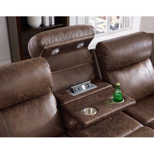 Atticus Dual Reclining Sofa