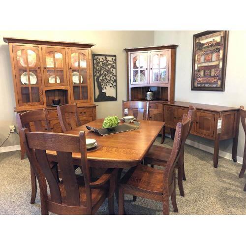 Amish Craftsman - Galveston Dining Collection