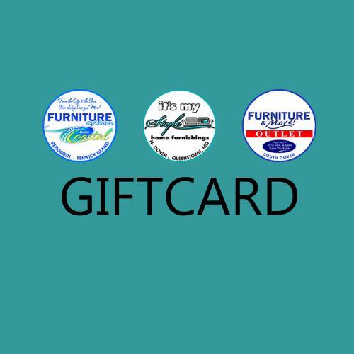 Gift Card - $600.00 Gift Card