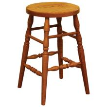Ashland Amish Custom Barstool / Counter Stool