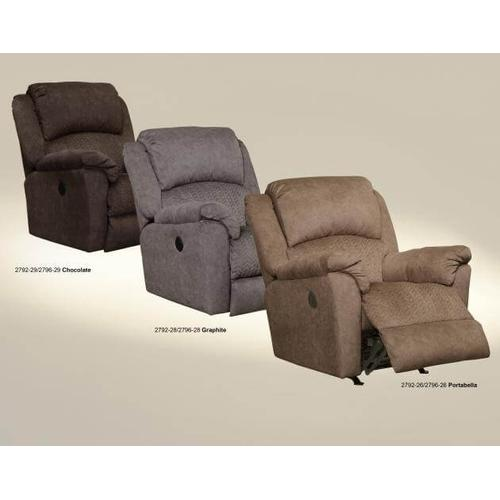 Product Image - Malloy - Power Recliner