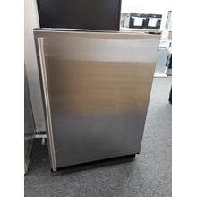 U-Line Compact Refrigerator U1224RFS00A (FLOOR MODEL)