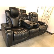 Reclining Sofa w/power