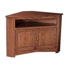 Shaker TV Corner Cabinet