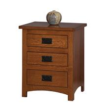 See Details - Michaels Mission Collection- Nightstand